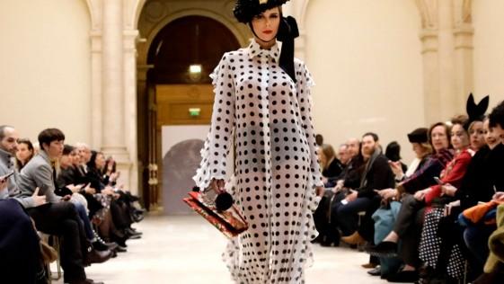 La moda homenajea a Camaron en París
