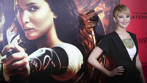 La (¿demasiado?) vertiginosa carrera de Jennifer Lawrence