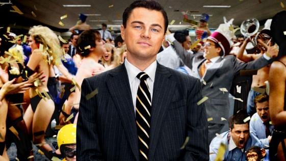 Rompiendo una lanza por Leo DiCaprio