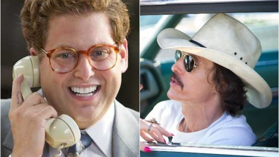 Jonah Hill y Matthew McConaughey: dos gratas sorpresas