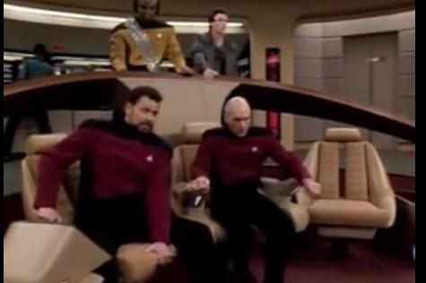 El «Star Trek» más ridículo, al desnudo