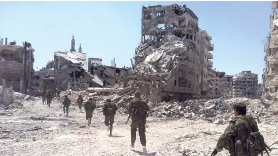 Siria, el epicentro de la tormenta
