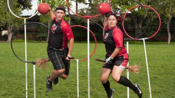El quidditch cobra vida más allá de Harry Potter
