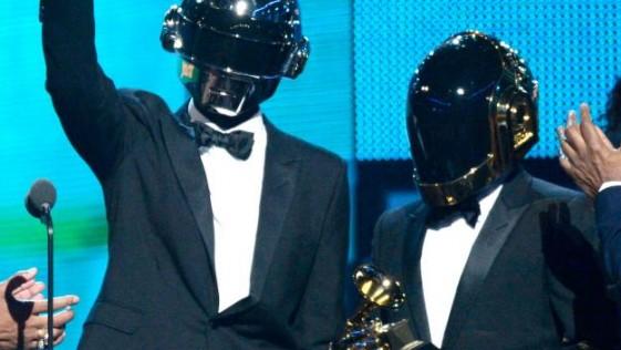 Los Daft Punk se quitan el casco: estas son sus verdaderas caras