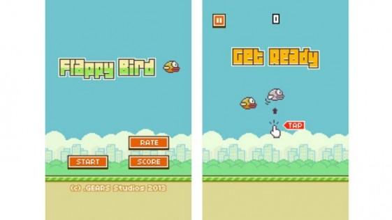 Flappy Bird, un juego cutre pero muy adictivo gracias a Twitter