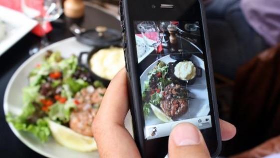 Las fotos a la «comida porno» #foodporn molestan a los chefs