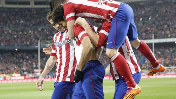 «Keep Calm», el Atlético caerá en junio