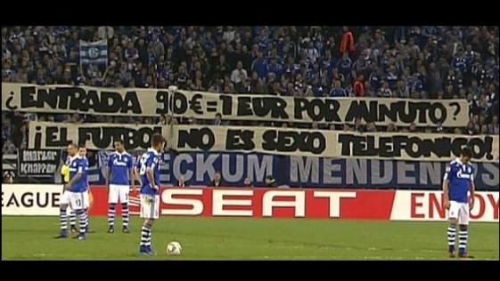 ¿93 euros por una entrada? El fútbol ya es más caro que el sexo telefónico