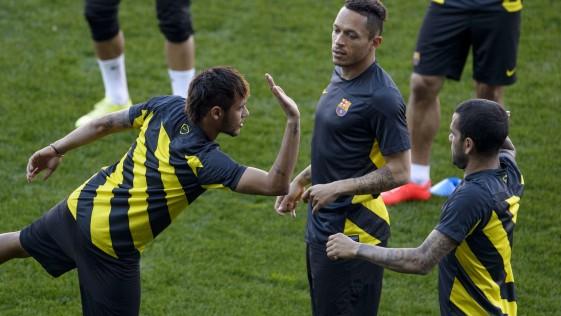 El Barça, el césped y su mal de altura