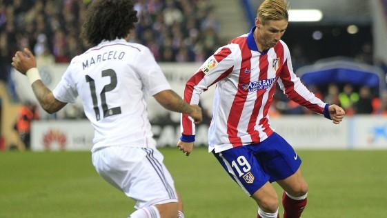 Y Torres por fin ganó al Real Madrid…