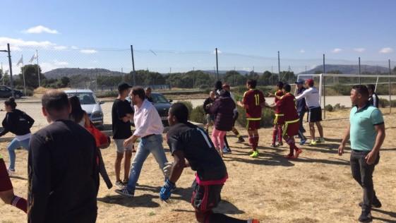 Bochornosa pelea en San Rafael: ¿Qué pasó entre los juveniles del Atlético y la selección de Venezuela sub-20?