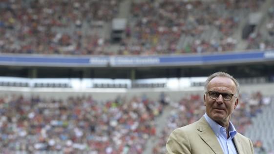 Rummenigge, ¿seguirá hoy despreciando al Atlético?