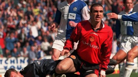La patada de Cantona que dejó al United sin Champions