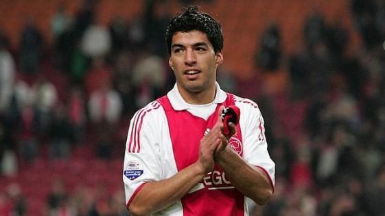 Luis Suárez y la cantera holandesa