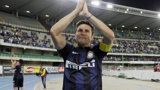 Tres mitos argentinos se retiran (1): Javier Zanetti, el argentino más italiano de la historia