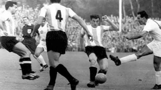 Diario de los Mundiales, 15 de junio: El día que Argentina se hizo mortal
