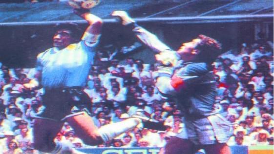 Diario de los Mundiales, 22 de junio: Y Maradona subió a los cielos