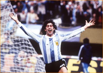 Diario de los Mundiales, 25 de junio: Argentina, de aquella manera