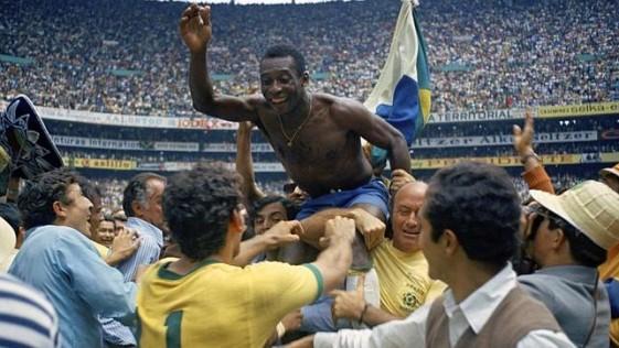 Diario de los mundiales, 21 de junio: tres coronas para el rey del fútbol