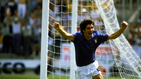 Diario de los Mundiales, 5 de julio: la resurrección de Paolo Rossi tumba al mejor Brasil