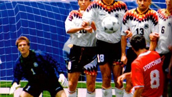Diario de los Mundiales, 10 de julio: Bulgaria y Suecia sorprenden en el torneo del «soccer»