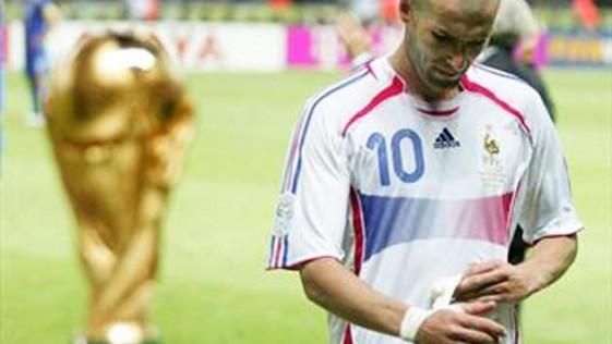 Diario de los Mundiales, 9 de julio: La peor pesadilla de Zidane