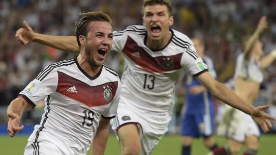 Alemania tiene el equipo, España lo busca