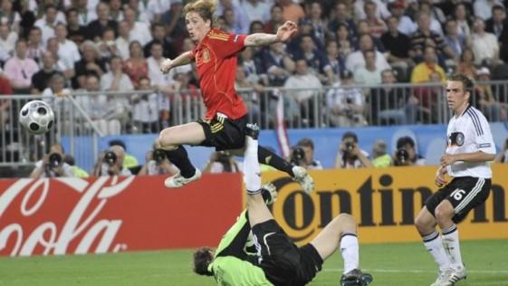Fernando Torres y el vaso medio lleno