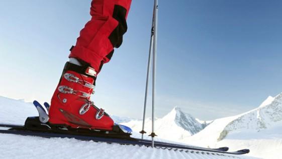 5 ejercicios para evitar una lesión de rodilla esquiando