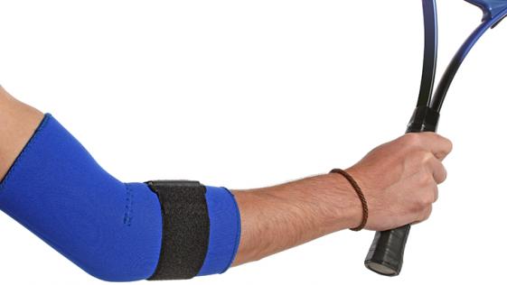Tenis: 5 consejos para evitar una lesión de codo