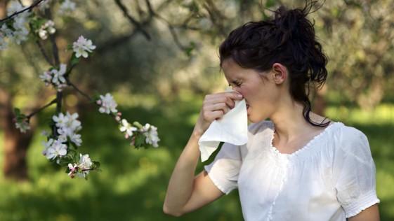 ¿Se pueden reducir los síntomas de la alergia primaveral?