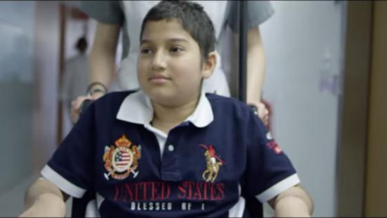 Cáncer infantil: la historia de Hugo