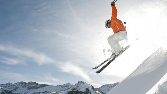 Esquiadores: ejercicios para evitar una lesión de rodilla