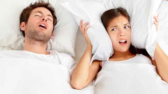 ¿Muy cansado? Puede ser apnea del sueño