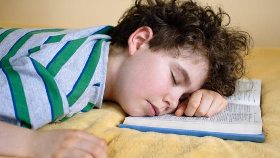Oihán, el caso de un niño que llevaba 4 años sin poder dormir