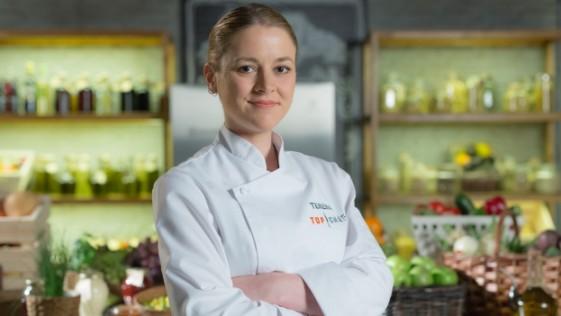 Delicadeza manchega en Top Chef: Teresa Gutierrez