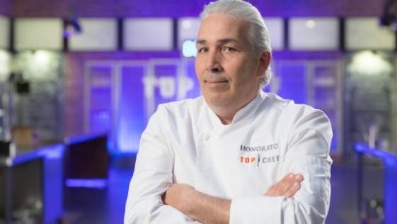 Honorato de Top Chef: las segundas partes si fueron buenas