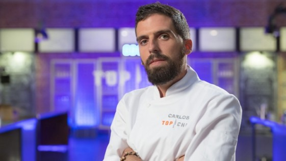 """Carlos Medina, de Top Chef: """"Soy una persona explosiva, pero no me considero mala persona"""""""