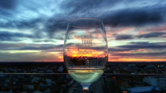 """La visión de Dabiz Muñoz sobre el vino como """"producto inacabado"""", a debate en la Torre del Vino"""