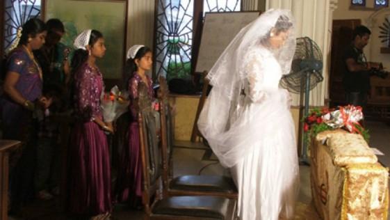 Novia abandona a su novio en la boda porque no sabía sumar 15 más 6