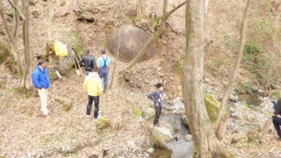 La misteriosa esfera gigante en Bosnia
