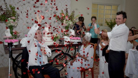 Se casa a los 106 años