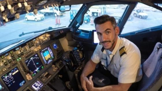 La verdad sobre la selfie más asombrosa de un piloto