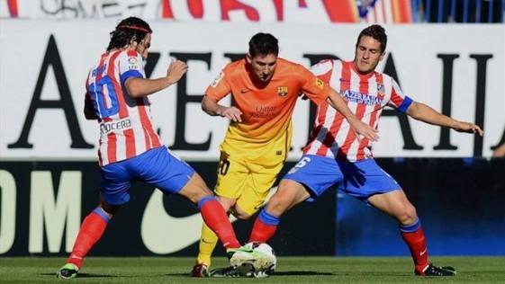 FC Barcelona-Atlético de Madrid en la final de liga y Final Four, Real Madrid-FC Barcelona