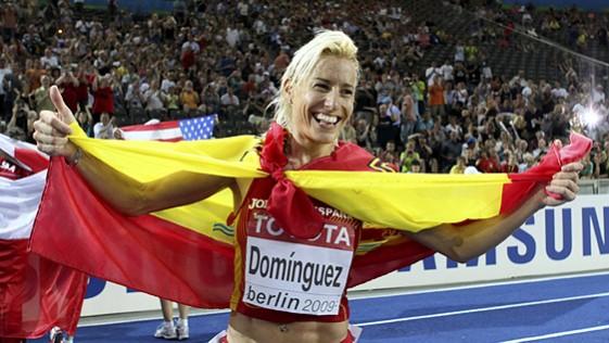 Marta Domínguez,la mejor corredora española de la historia
