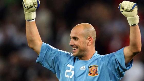 Pepe Reina mucho más que un portero de fútbol