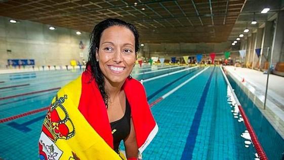 Natación paralímpica. España gana 48 medallas