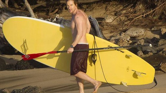 Stand up paddle surfing el deporte de moda de las celebrities