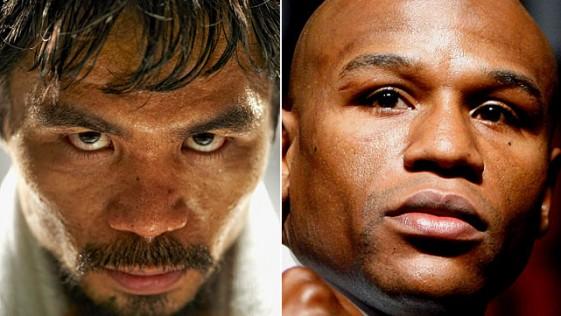 Manny Pacquiao desafía a Floyd Mayweather. El combate esperado