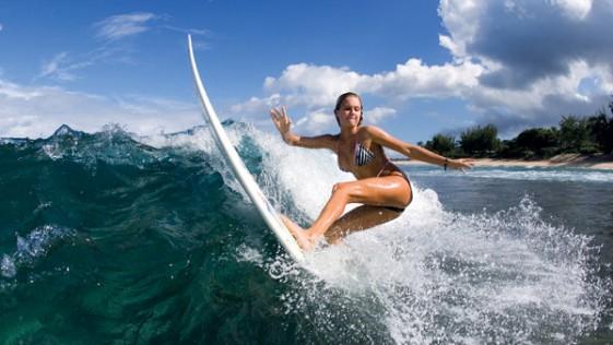 Alana Blanchard, la surfista profesional. No #Celebgate no #Fappening